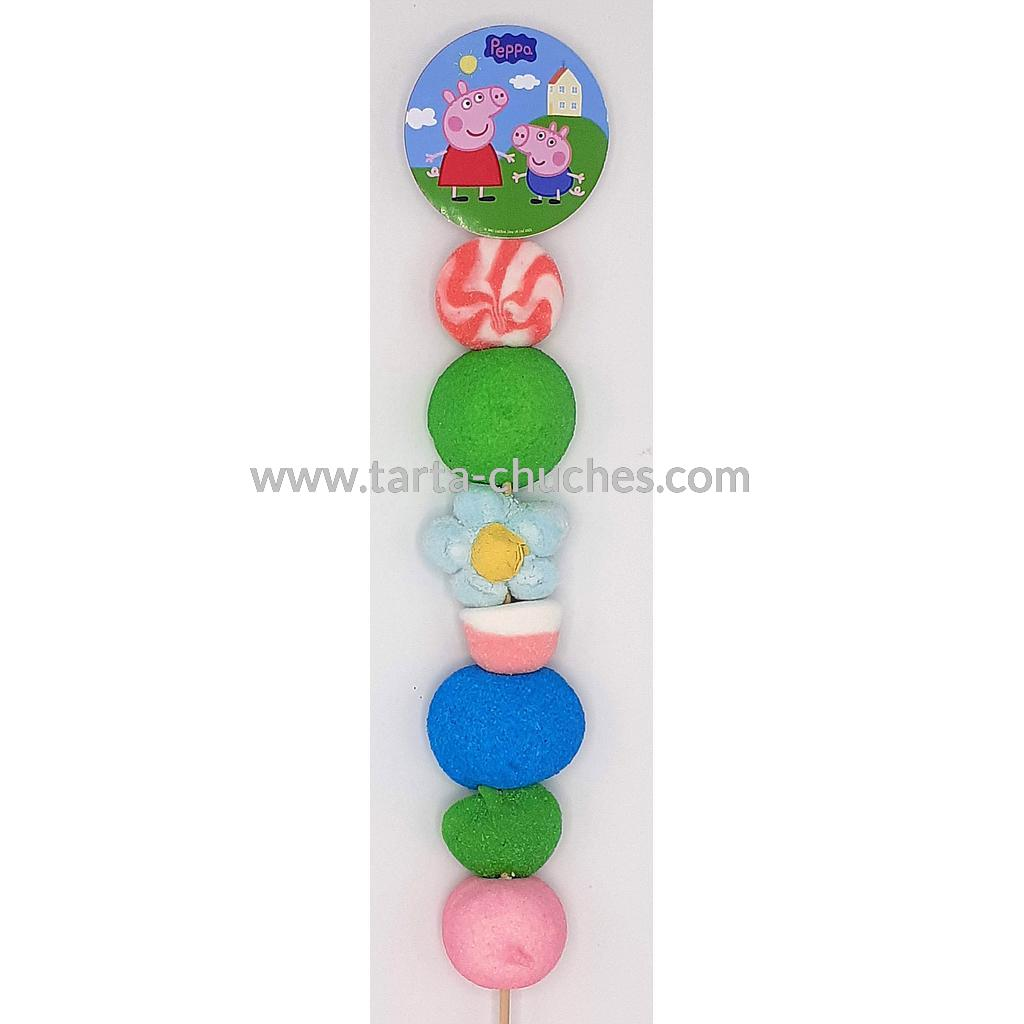 Brocheta Chuches Peppa Pig