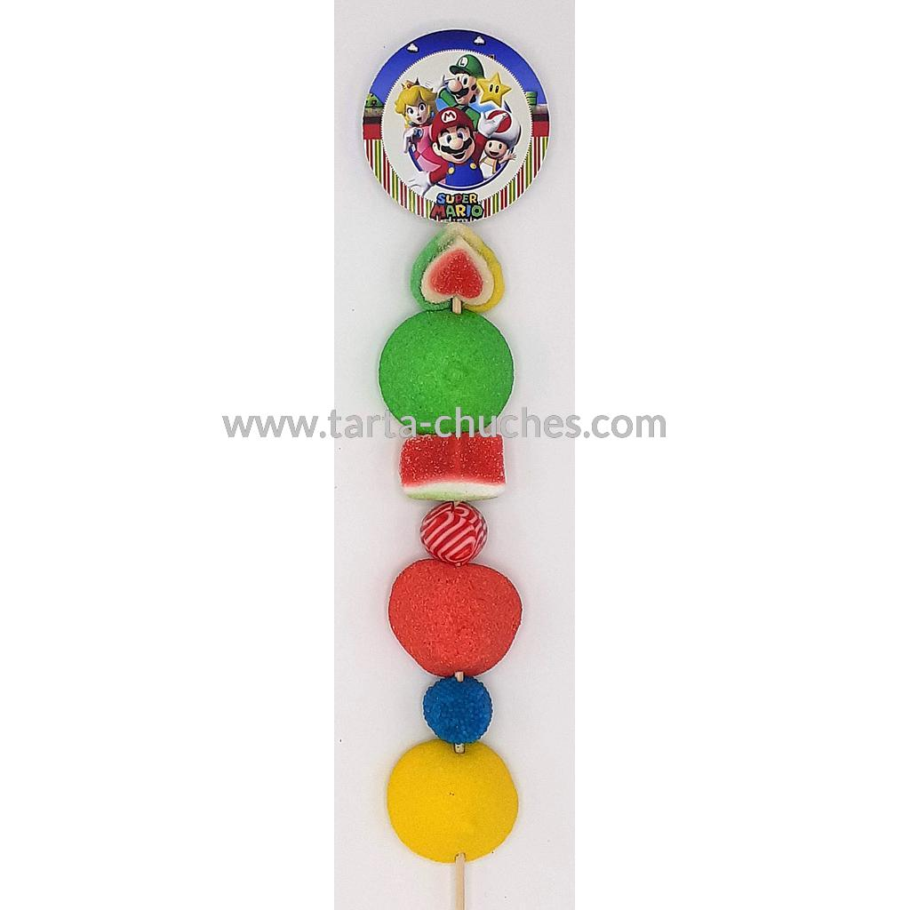 Brocheta Chuches Mario Bros